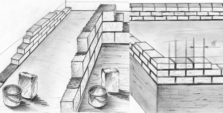 Кладка кирпича и блока. Нормы, правила, контроль качества