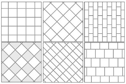 Укладка плитки: расценки, критерии сметной стоимости работ