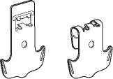 Поворотный соединитель для профиля CD 60х27