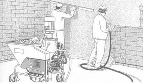 Штукатурка стен – тарифы, нормировка